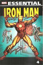 ESSENTIAL MARVEL-IRON MAN VOLUME 4-Conway,Kanigher,Friedrich,ThomasMARVEL-2010