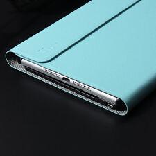 Ultra Slim Thin PU Leather Folio Flip Case Shell Cover for Apple iPad Mini 3 2 1