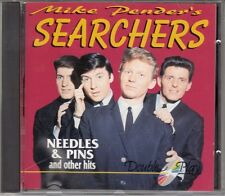 CD ALBUM THE SEACHERS *NEEDLES AND PINS*