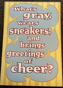 "Hallmark ""Get Well"" Greeting Card Humor"