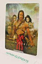 JOHN CARTER - Lenticular 3D Flip Magnet Cover FOR bluray steelbook