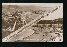 Wales Cardiganshire ABERYSTWYTH Marine Parade + Llanfair RP PPC c1900/10s?