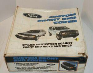 Custom Front End Cover Bra OEM Factory Ford Original 1987-1988 Bronco Truck