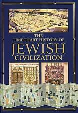 The Timechart History of Jewish Civilization (Timechart series)-ExLibrary