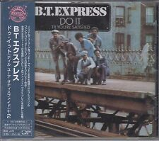 B.T. Express: Do It 'til You're Satisfied (Japan Roadshow reissue 2016/1974) NEW