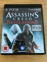 Assassin's Creed: Revelations Sony PlayStation 3 Game PAL Region 2 Blu-ray Disc