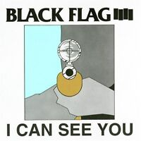 BLACK FLAG - I CAN SEE YOU  CD SINGLE NEW+