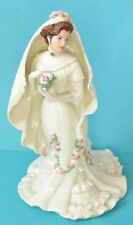 Lenox - The Classic Victorian Bride - 1995 Porcelain Figurine