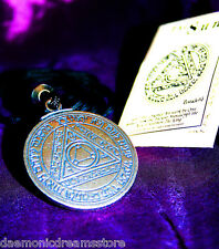 TALISMAN OF THE SUN Occult Magic Magick Amulet Witchcraft Fame Success Healing