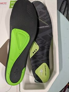 NEW Specialized BG SL Footbed Insoles +++ Green 44-45