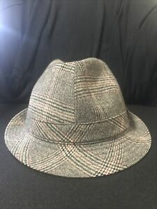 Paul Smith Men's Wool Fedora- Size L Made In Italy