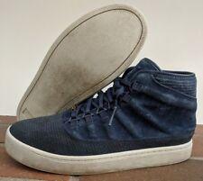 Nike Air Jordan Westbrook 0 Blue Men's Sz 11 Mid Chukka Fashion Casual Sneaker