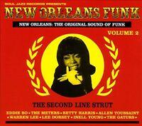 Soul Jazz Records presents New Orleans Funk Vol. 2 [CD]