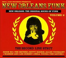 Soul Jazz Records presents New Orleans Funk Vol 2 [CD]