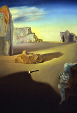 Framed Print - Salvador Dali Shades of Night Descending 1931 (Painting Art)