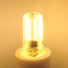 10pcs G9 Bi-Pin 72-4014 T5 LED Light Bulb Silicone Crystal Dimmable Lamp 110V