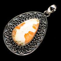 Iolite 925 Sterling Silver Pendant Jewelry P1358I