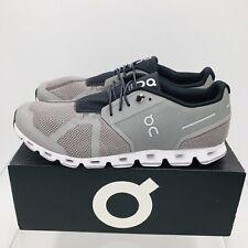 ON CLOUD 2.0 Men's Size 10 M Zinc / White Running Shoe Size 10 M