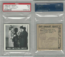 1966 Topps, Get Smart, #53 There's 1 Way I'll Talk- That's It!, PSA 5 EX