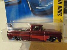 Hot Wheels Custom '62 Chevy 2008 New Models w/Black Surfboard