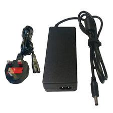 Samsung 305u1a-a03 Notebook Laptop Red Cargador Adaptador + Cable Cable