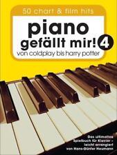 Piano gefällt mir! 50 Chart und Film Hits - Band 4 von Hans-Günter Heumann...
