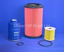 Engine Filter Kit for Nissan Navara Pickup D22 2.5TD (YD25DDTI) 11/2001->