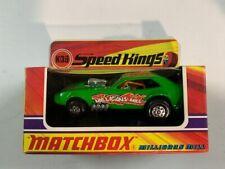 Matchbox Speed King K-39 Milligans Mill
