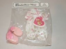 North American Bear Company Muffy Valentine Token Of Love Outfit, New In Package