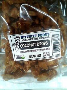Coconut Drops 100g (Jamaican) Coconut cake