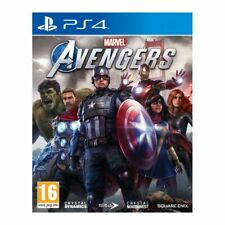 Marvel's Avengers (PS4)  BRAND NEW AND SEALED - QUICK DISPATCH - IMPORT