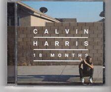 (HO777) Calvin Harris, 18 Months - 2012 CD