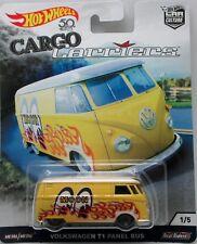 1/64 Hot Wheels Cargo Carriers Volkswagen T1 Panel Bus