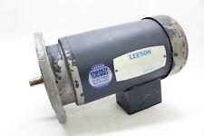 Leeson C42T17FZ2B 092044.00 1/2 HP Motor 1725/1425RPM, 3PH 208-230/460V USED