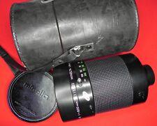 Minolta 800mm f8 MIRROR   #1115602