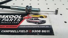 HOLDEN MONARO HQ HZ HX HJ LH LX TORANA V8 ACCELERATOR CABLE FOR EFI CONVERSION