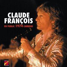 Claude François - En Public 1974  Cambrai [CD]