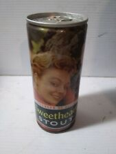 Tennent Sweetheart Stout beer can Younger of allow 15.5 oz. bottom opened H.T.F.