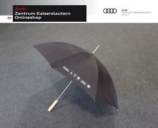 Audi Tradition Regenschirm schwarz Auto Union DKW Horch Wanderer NSU Stockschirm