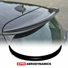 For Mini Cooper S F56 Mon Style FRP Rear window Roof Spoiler Wing addon diffuser