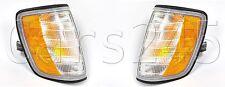 MERCEDES E-Klasse W124 Facelift Blinkleuchte Blinker Paar links+rechts 1993-1995