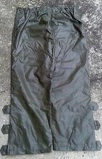 Ancien pantalon de pluie, plastique, Barmette, armée? bon état, french army wear