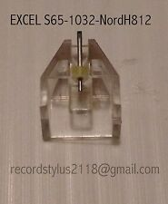 EXCEL+S65+Nord H812+1032+Kriesler+ME65 Cartridge+Diamond Tip+Swiss Made
