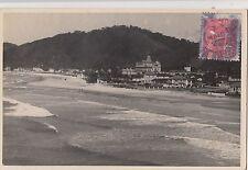 B80898  guaruja praia com grande hotel   brazil  front/back image