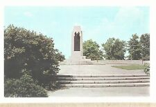 Wright Brothers Memorial Dayton Ohio  Unused  Postcard 669