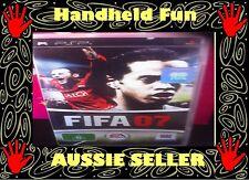 Fifa 07 PSP