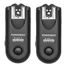 Yongnuo RF-603C II C1 Funkauslöser Blitzauslöser Auslöser Canon 550D 600D 650D