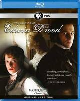 Masterpiece Classic: The Mystery of Edwin Drood (Blu-ray Disc, 2012) PBS  NEW