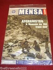 MENSA (BNIP) - AFGHANISTAN - APRIL 2008