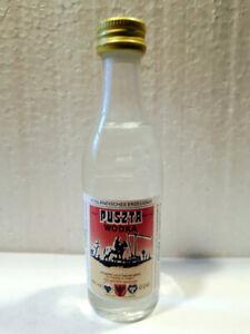Miniatur - Puszta Wodka  - Ungarn